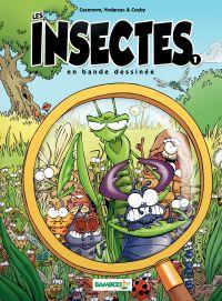 Les Insectes en BD | Cosby, . Contributeur