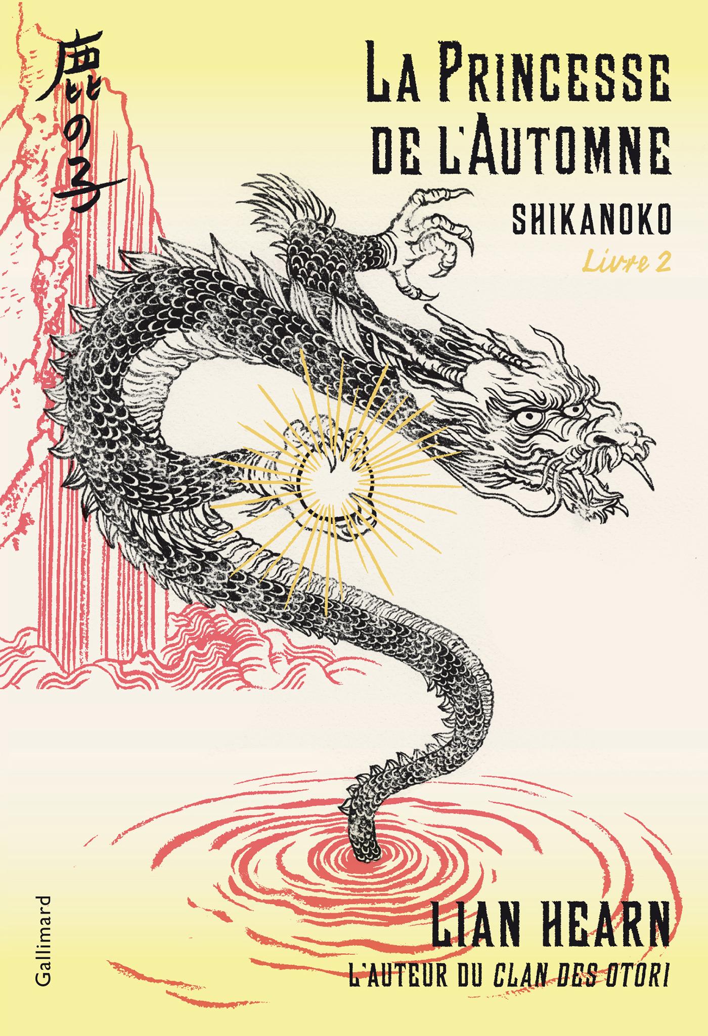 Shikanoko (Livre 2) - La Princesse de l'Automne | Hearn, Lian