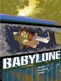 Image de couverture (Babylone. Volume 1, La traque)