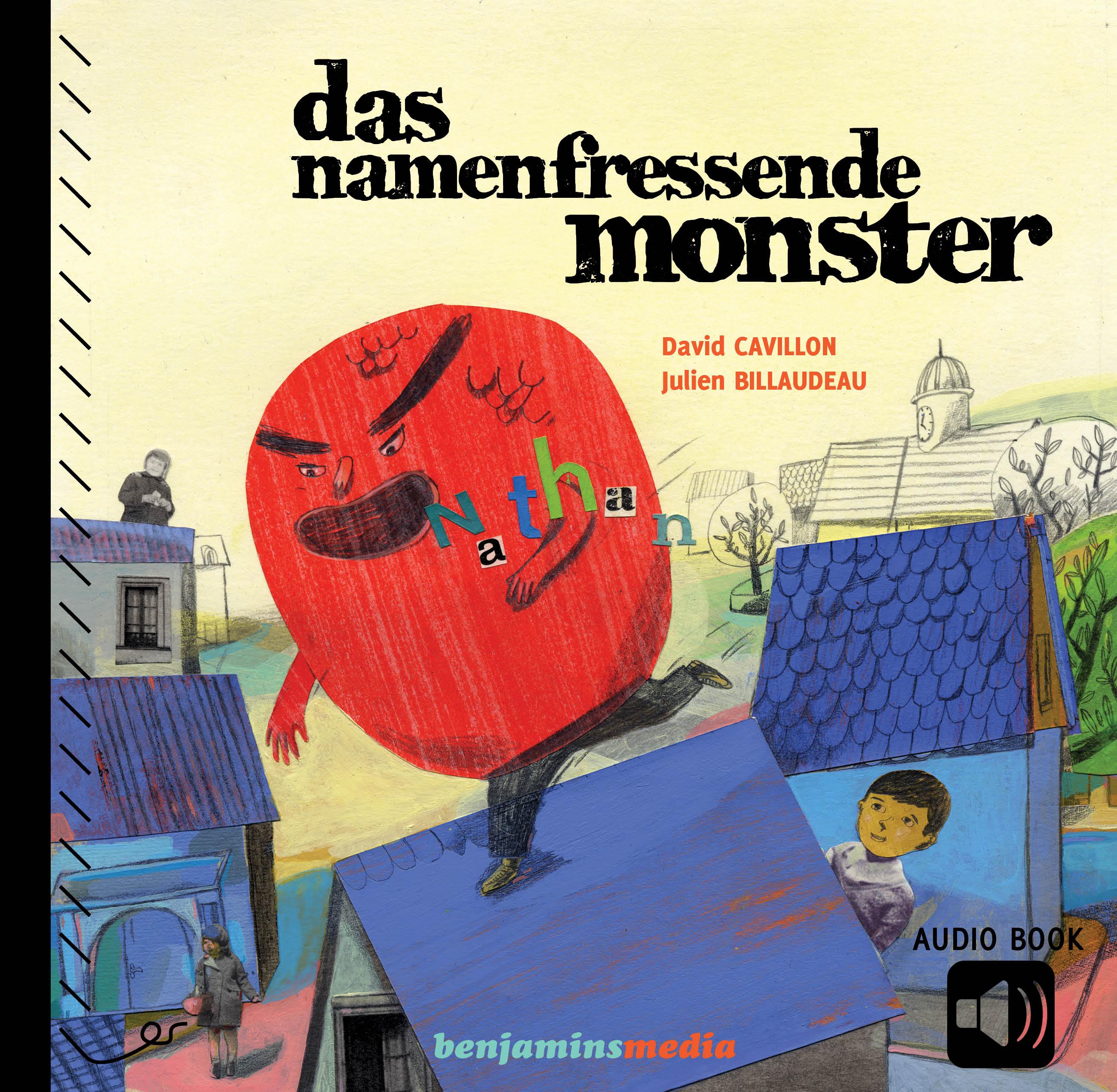 Das namenfressende Monster