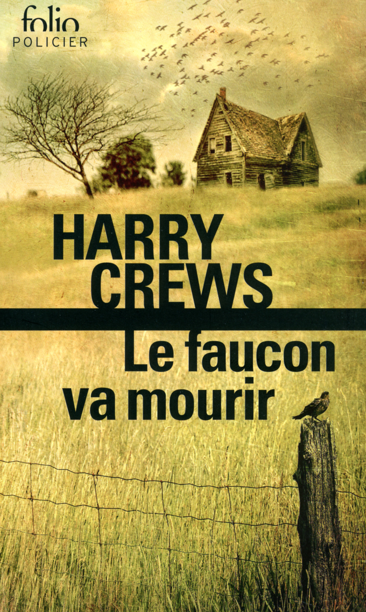 Le faucon va mourir | Crews, Harry