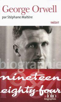 George Orwell | Maltère, Stéphane (1977-....). Auteur