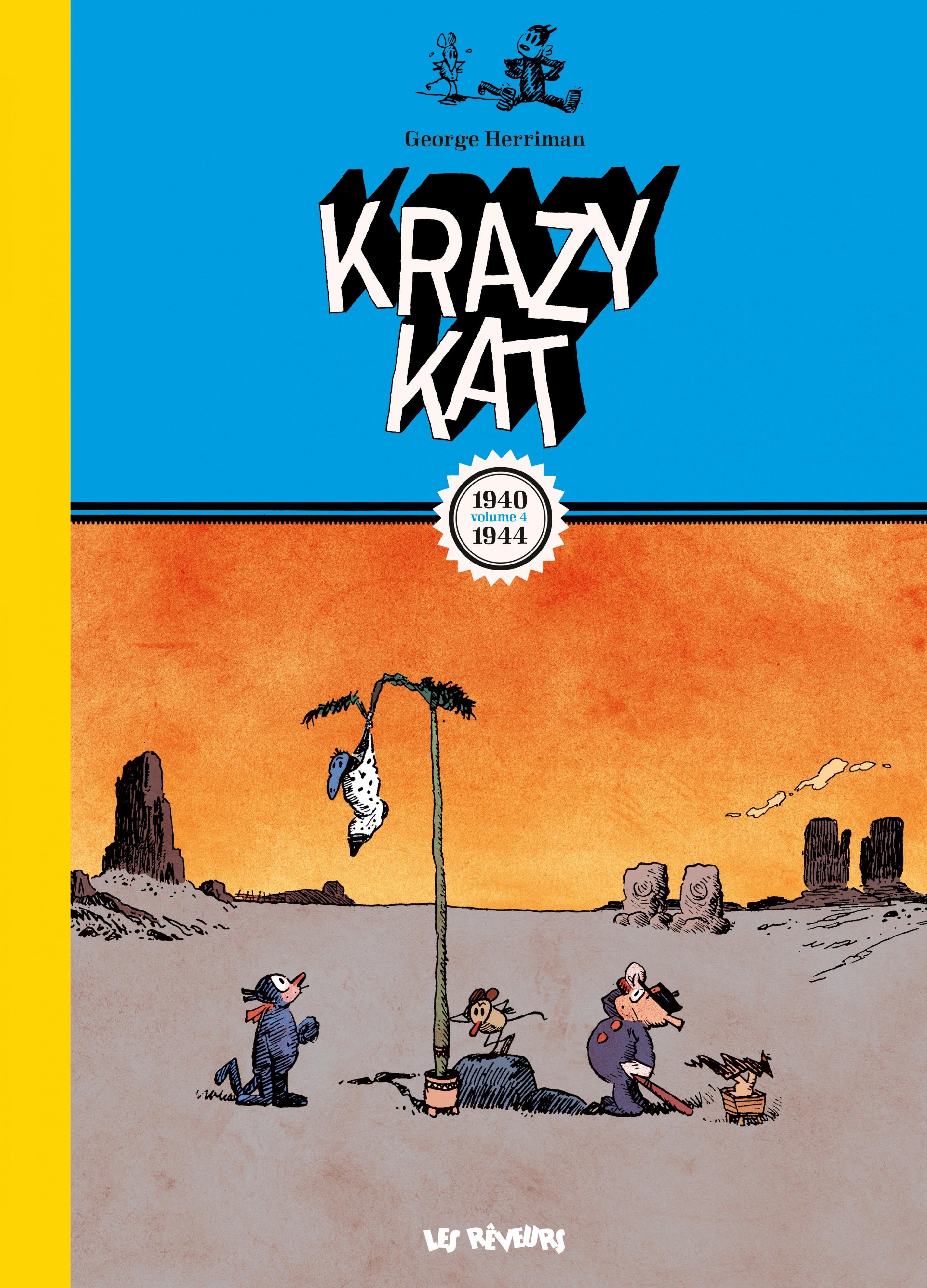 Krazy Kat - 1940-1944, volume 4