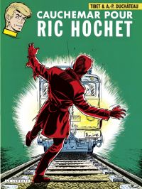 Ric Hochet - tome 11 - Cauc...
