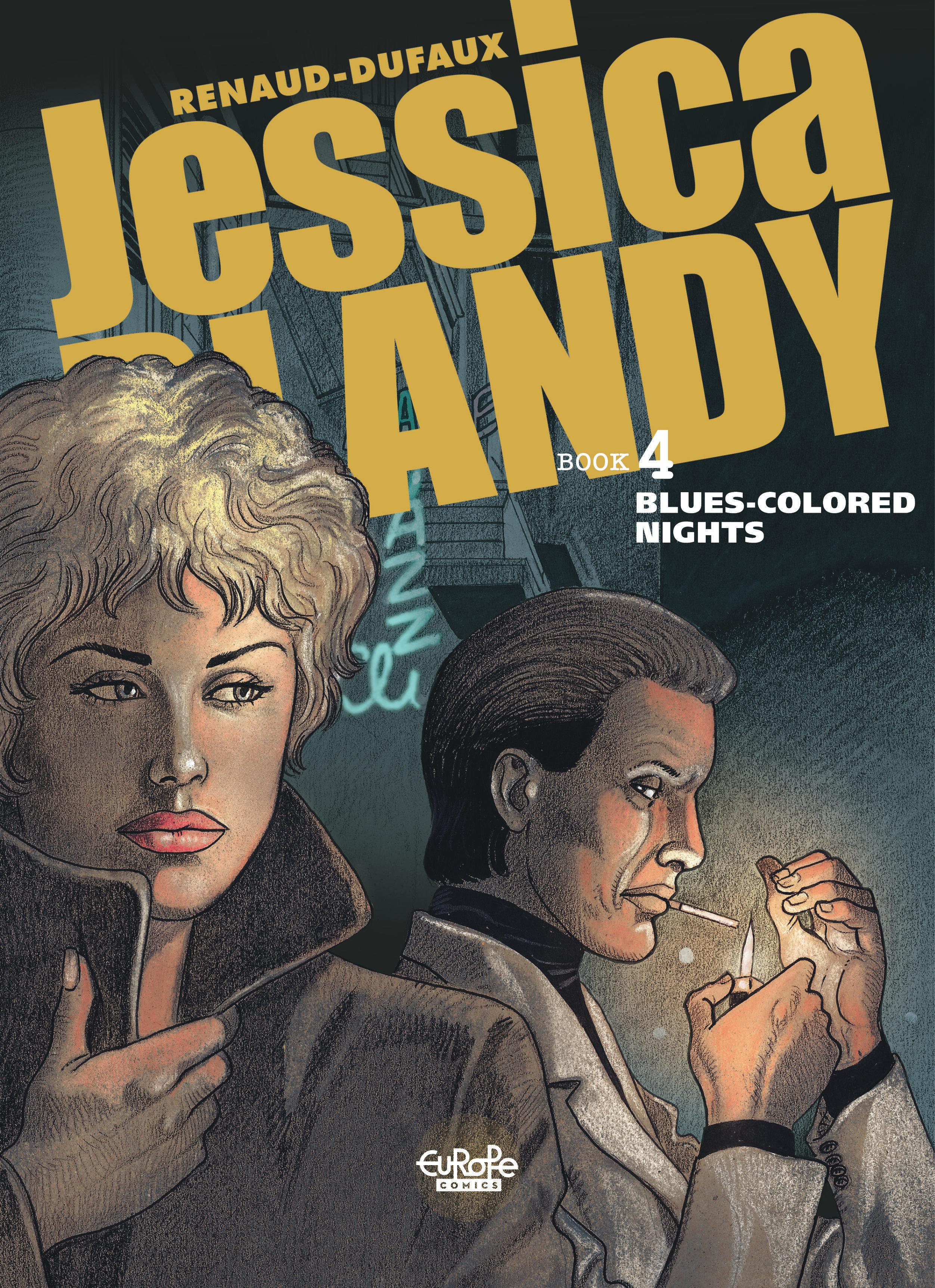 Jessica Blandy - Tome 4 - B...
