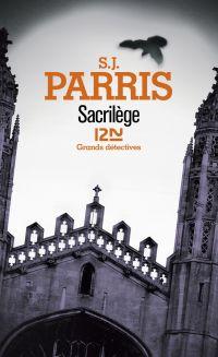 Sacrilège | PARRIS, S. J.. Auteur