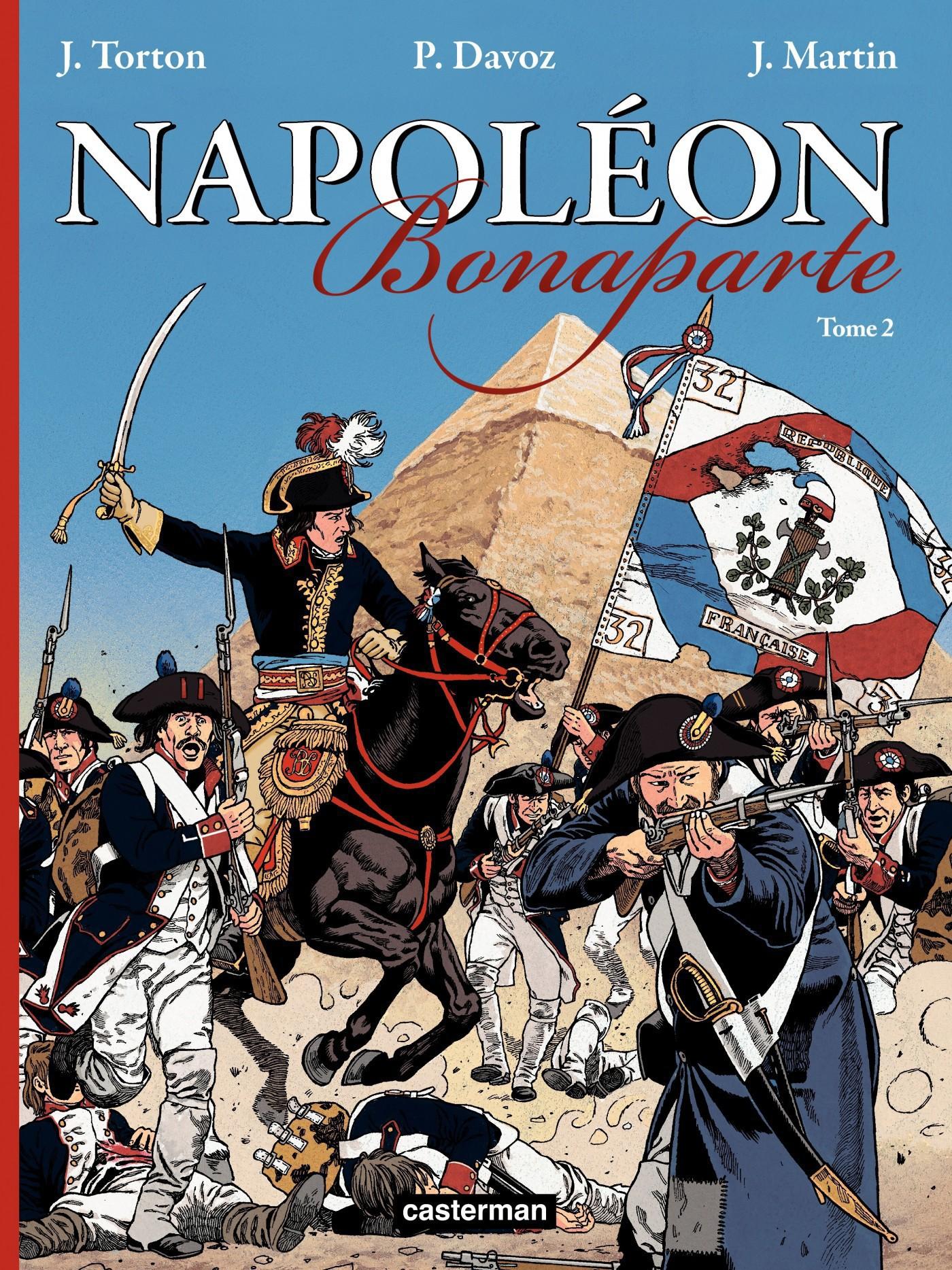 Napoléon Bonaparte (Tome 2)