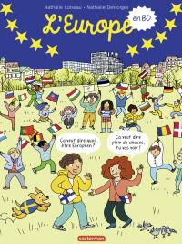Le monde actuel en BD - L'Europe en BD | Loiseau, Nathalie