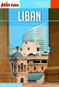 LIBAN 2018 Carnet Petit Futé