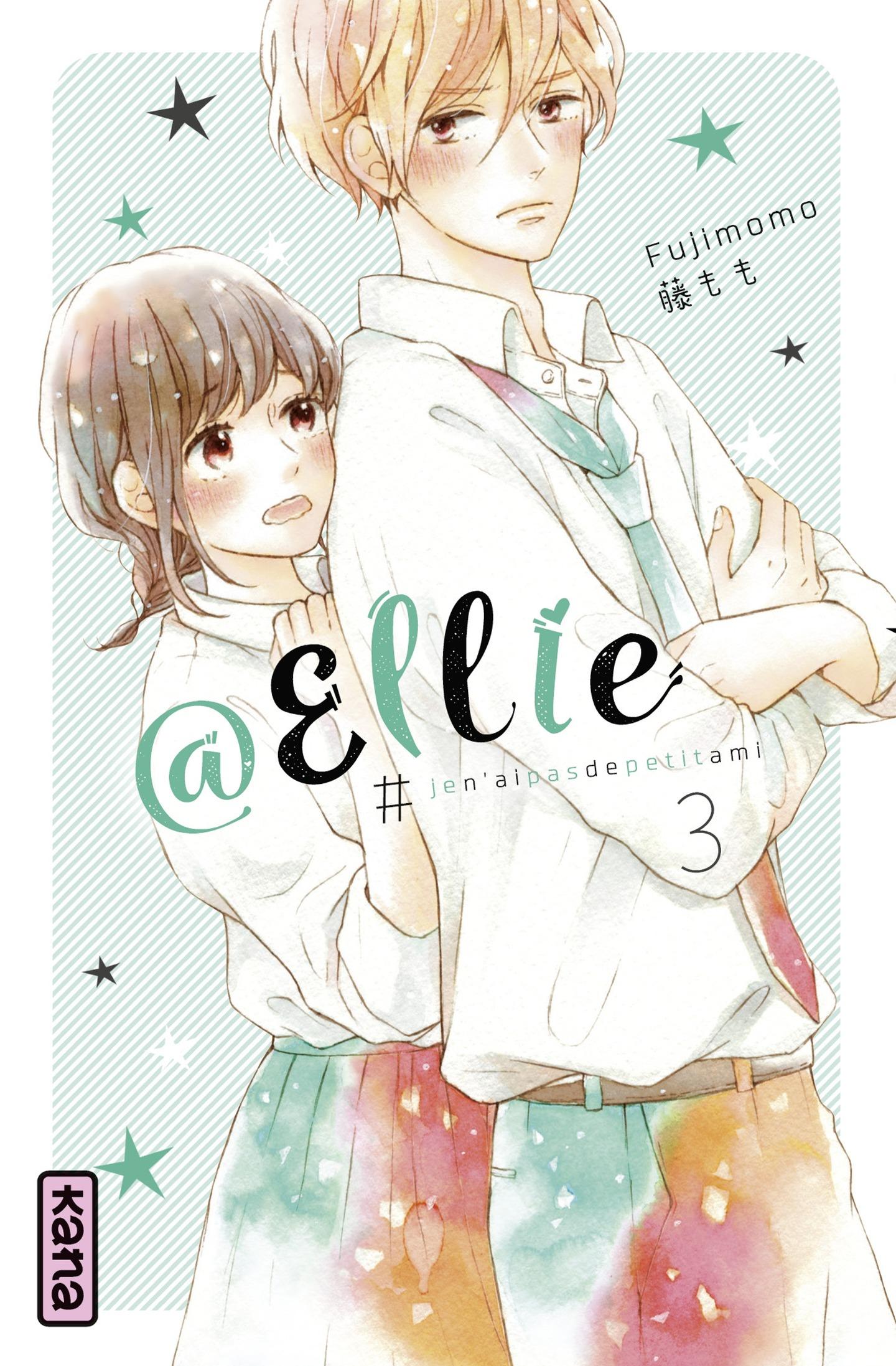 @Ellie - tome 3