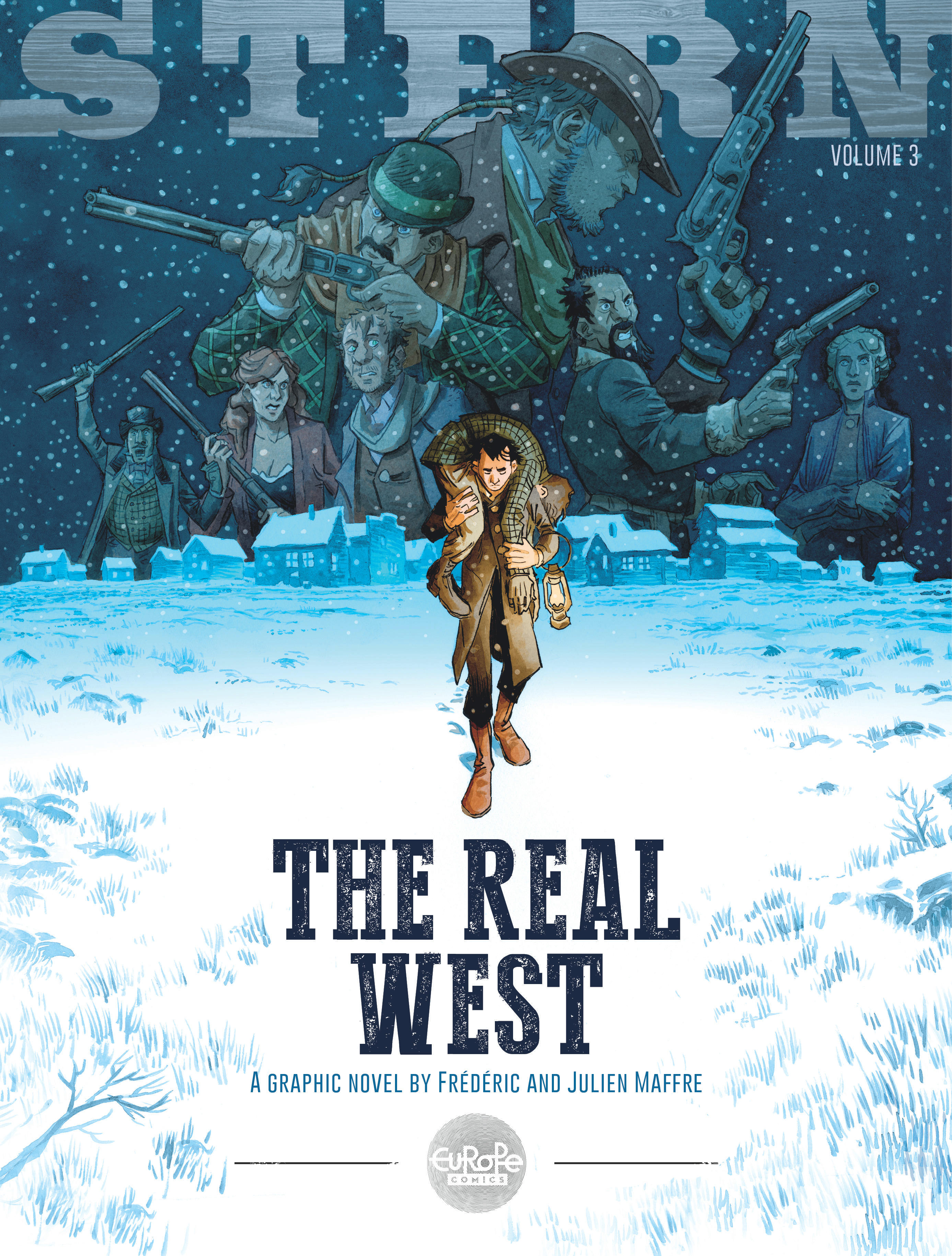 Stern - Tome 3 - The Real West