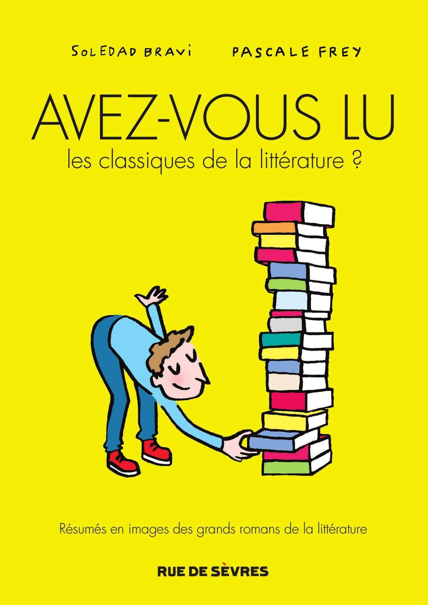 AVEZ-VOUS LU Les classiques...
