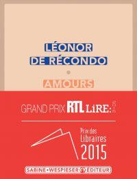Amours | de Récondo, Léonor