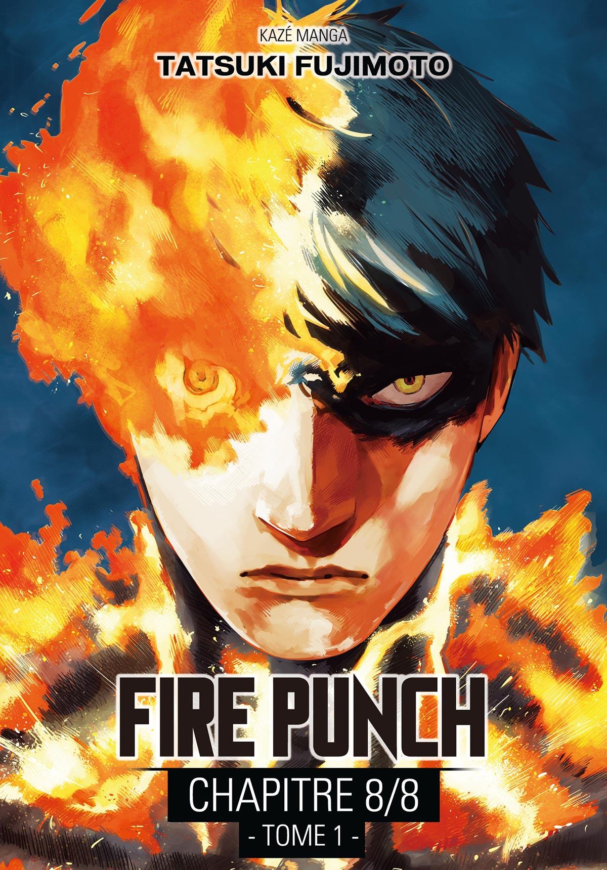 Fire Punch -  Chapitre 08