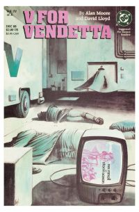 V pour Vendetta - Chapitre 4