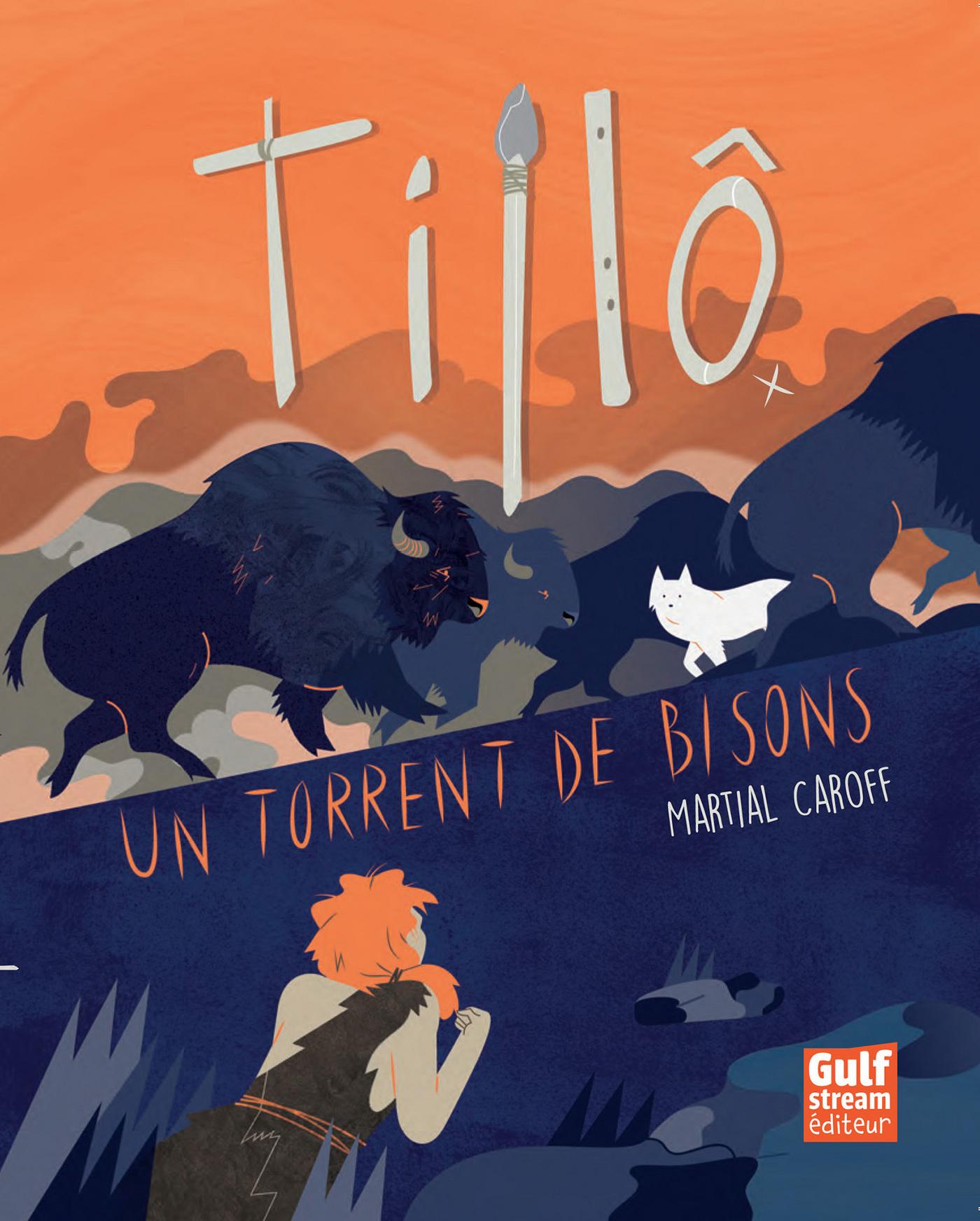 Un torrent de bisons T01 - ...