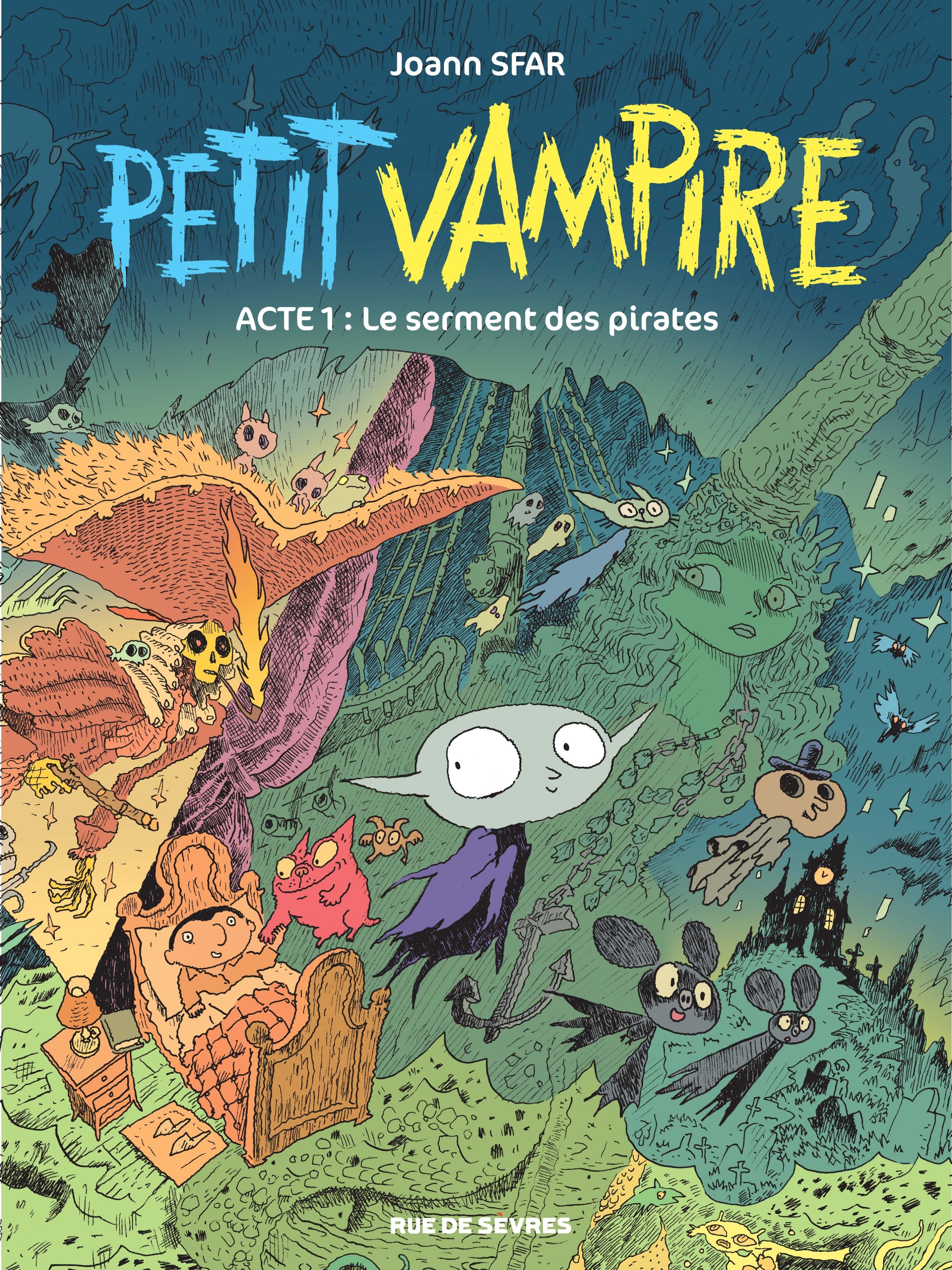 Petit Vampire - Tome 1