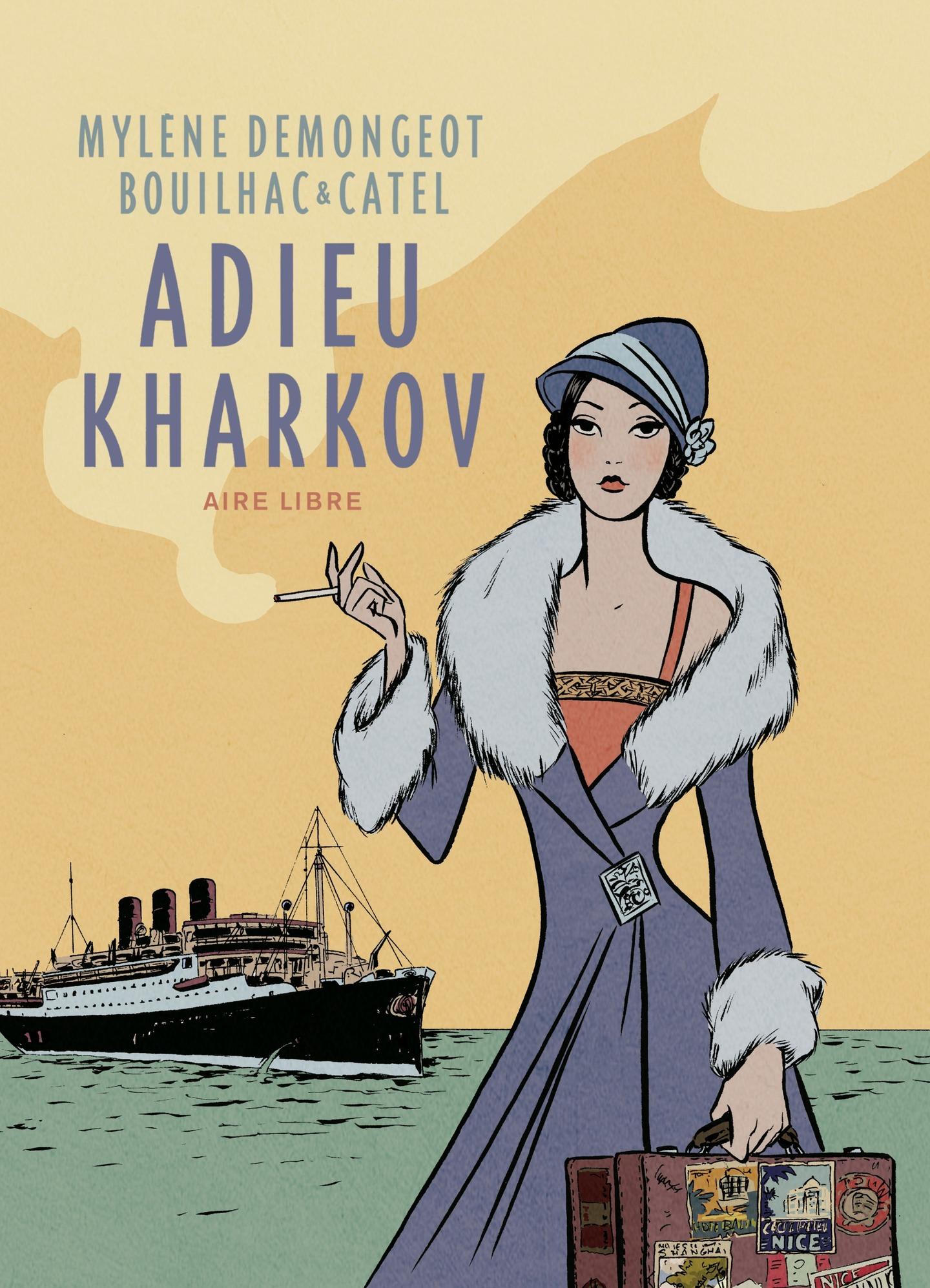 Adieu Kharkov - tome 0 - Ad...