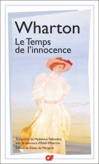 Le Temps de l'innocence | Wharton, Edith (1862-1937). Auteur