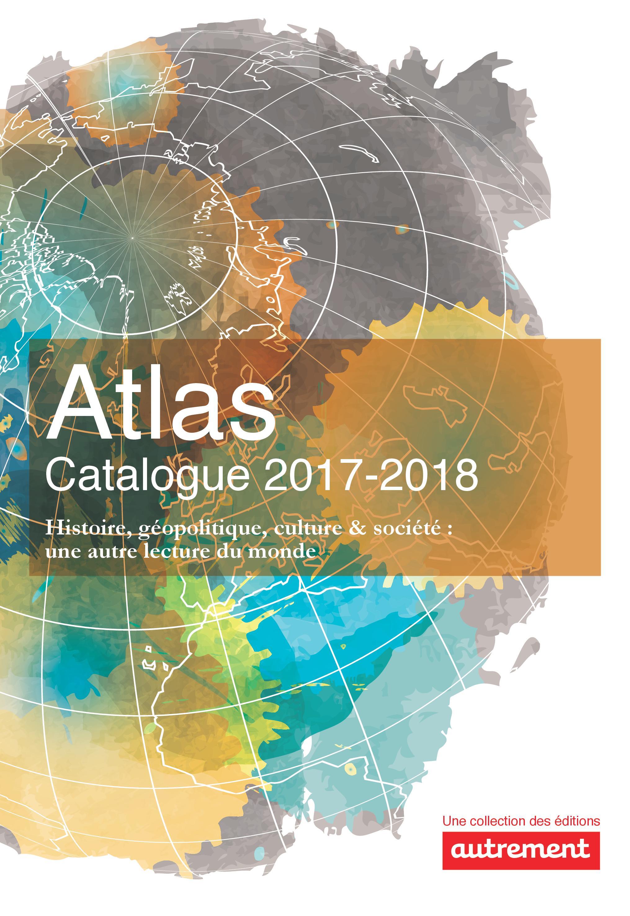 Catalogue Atlas Autrement 2...