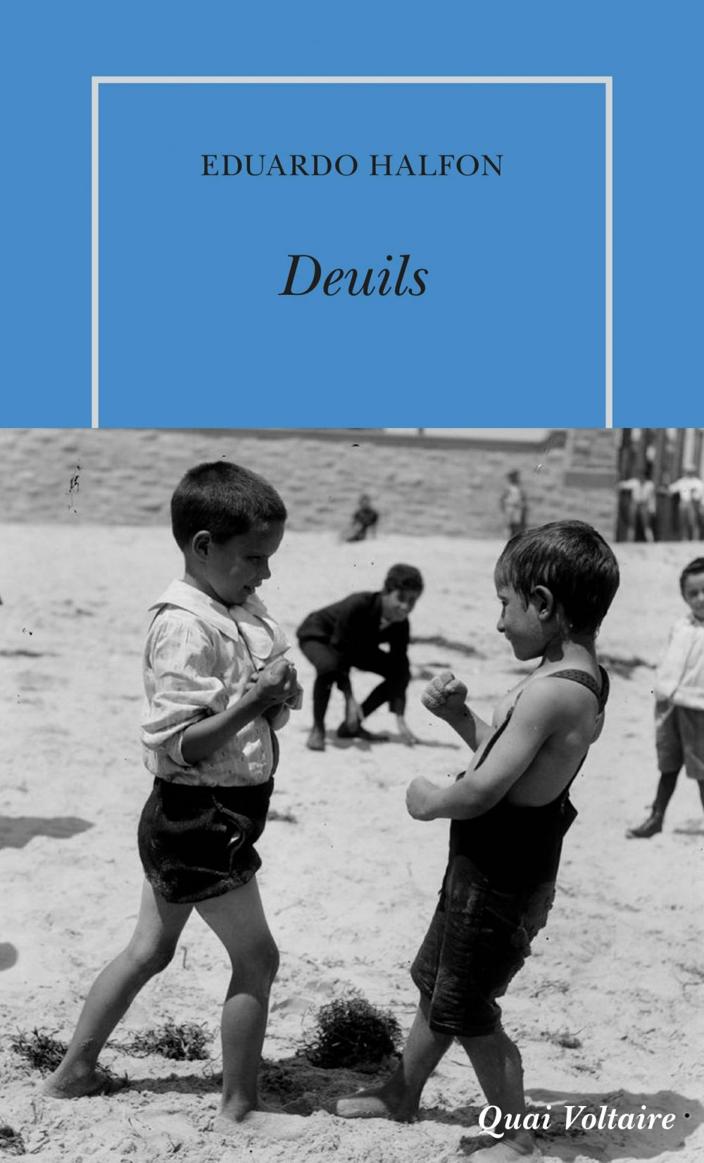 Deuils | Halfon, Eduardo. Auteur