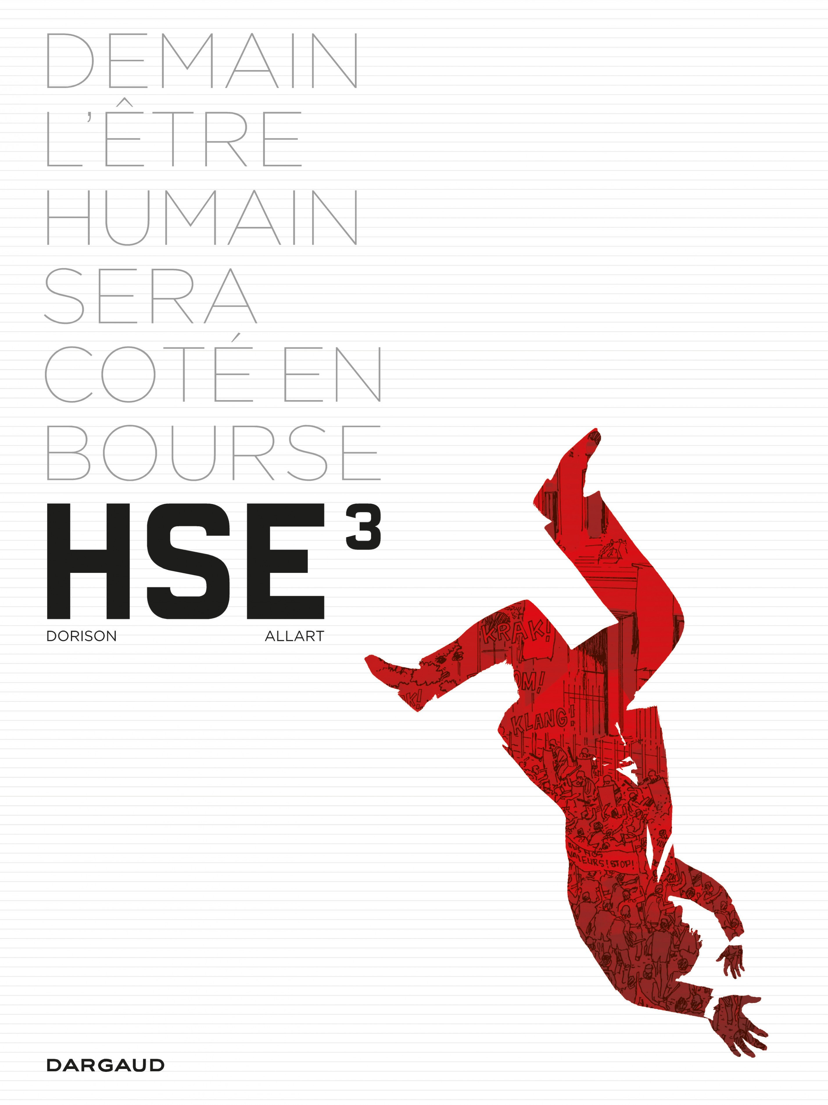 Human Stock Exchange - Tome 3 | Dorison, Xavier