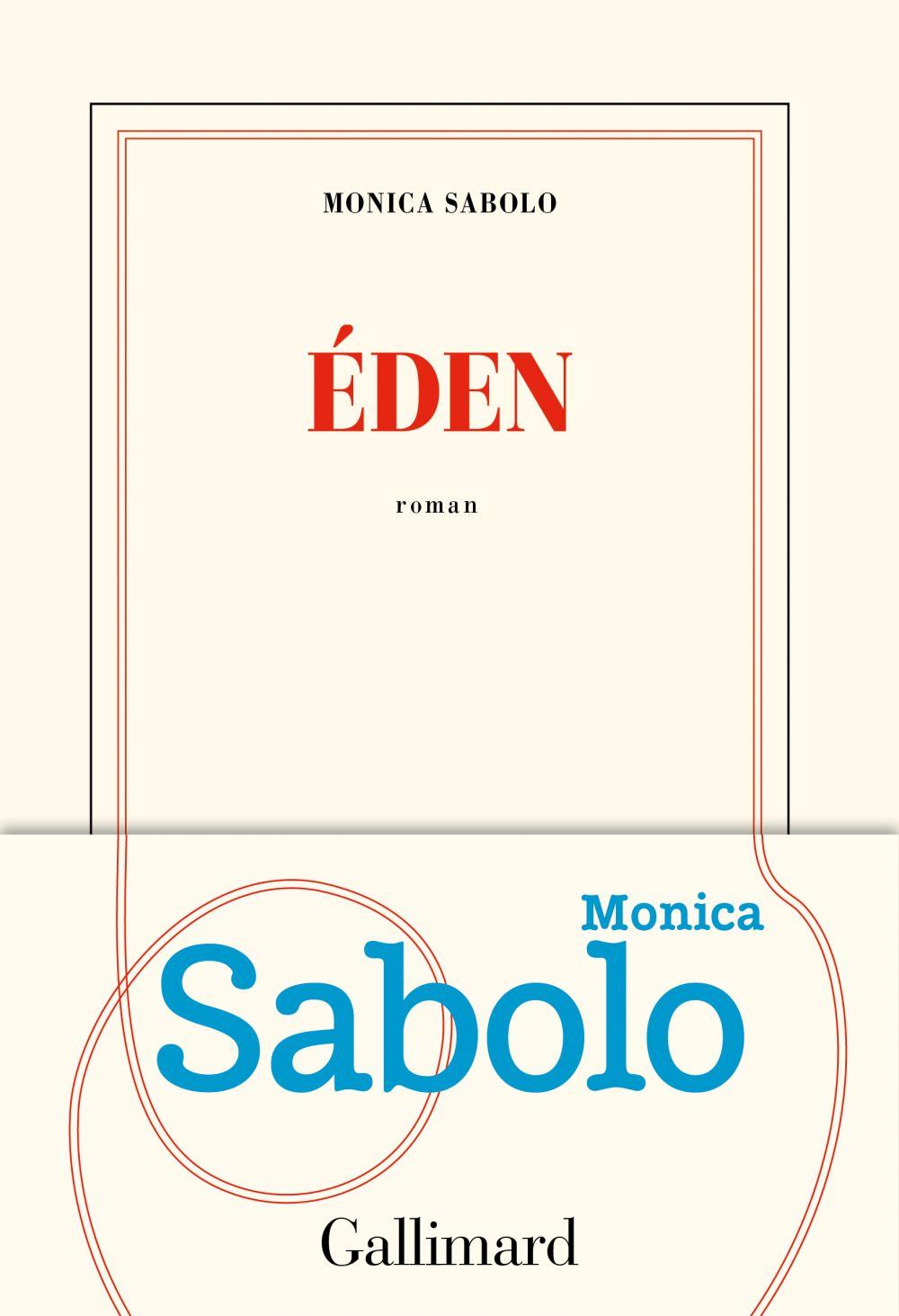 Éden | Sabolo, Monica. Auteur