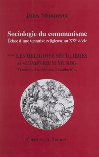 Sociologie du communisme, é...