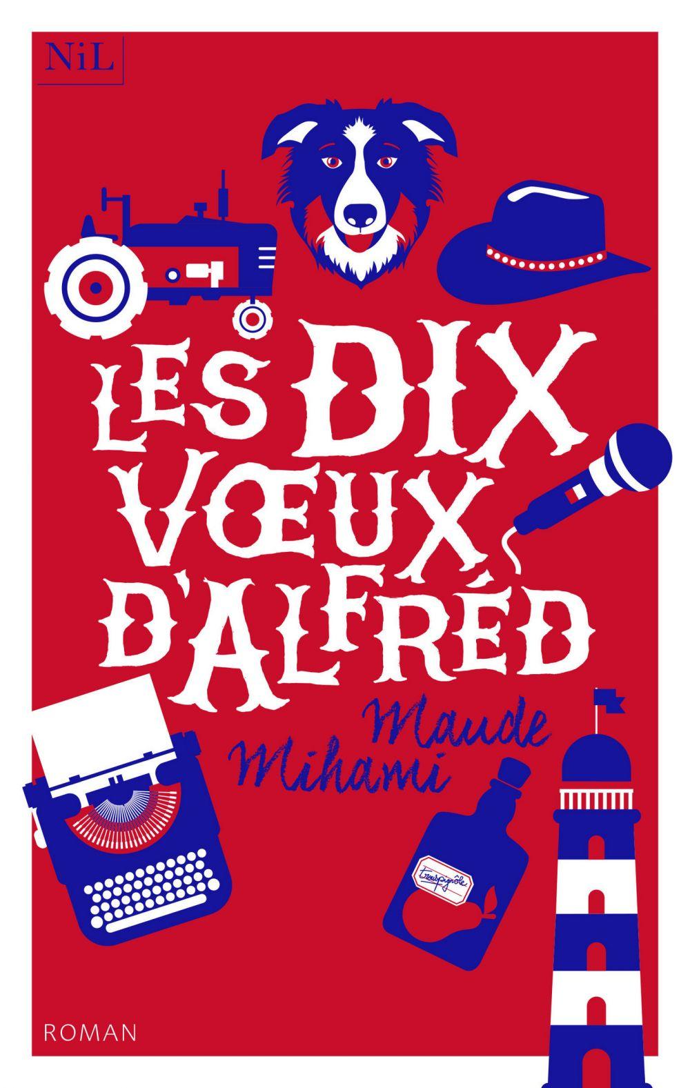 Les Dix Voeux d'Alfréd | MIHAMI, Maude