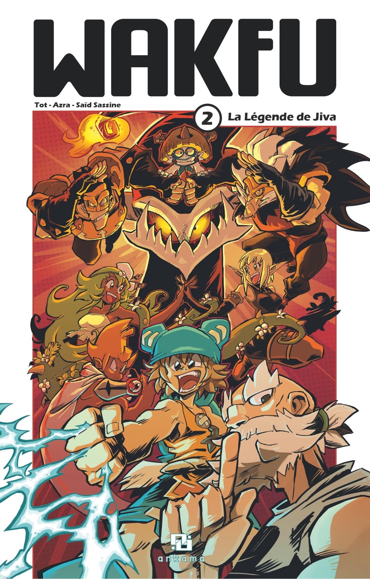 Wakfu Manga - Tome 2 | Saïd Sassine,