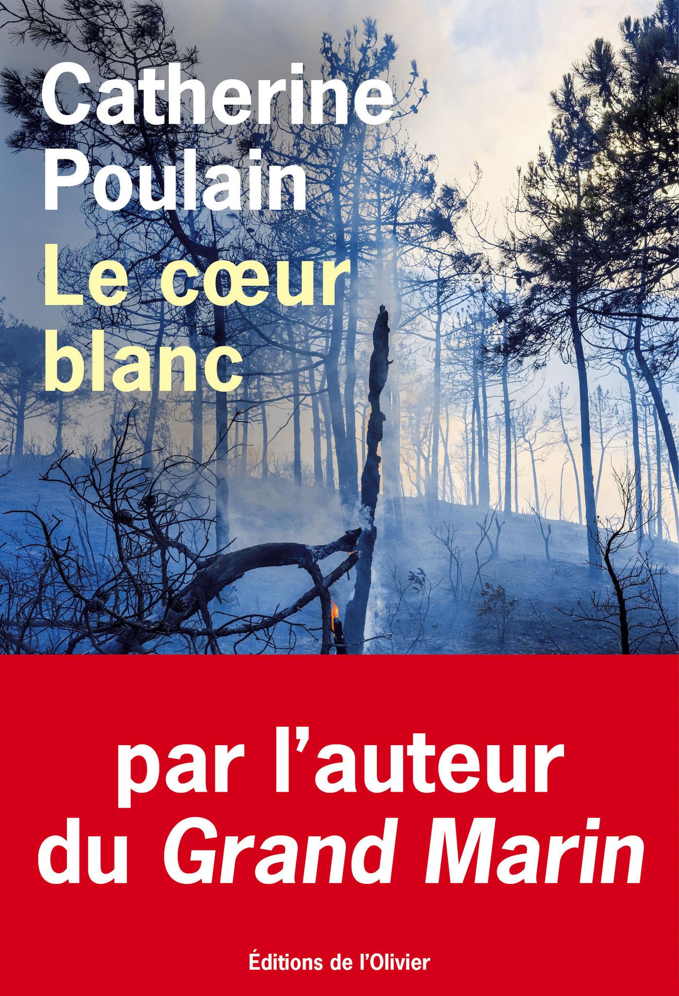 Le coeur blanc | Poulain, Catherine