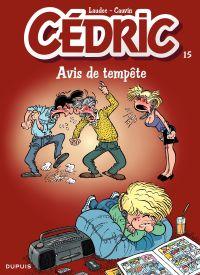 Cédric - 15 - AVIS DE TEMPETE