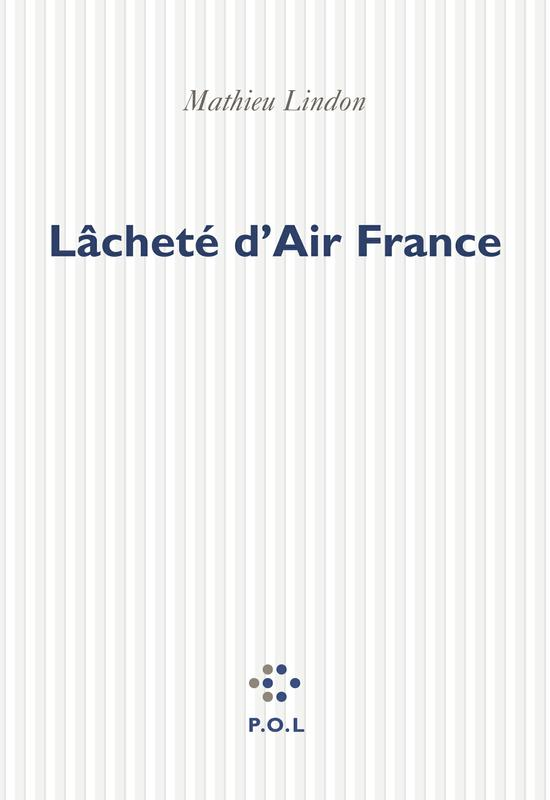 Lâcheté d'Air France