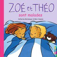 Zoé et Théo sont malades (T14)