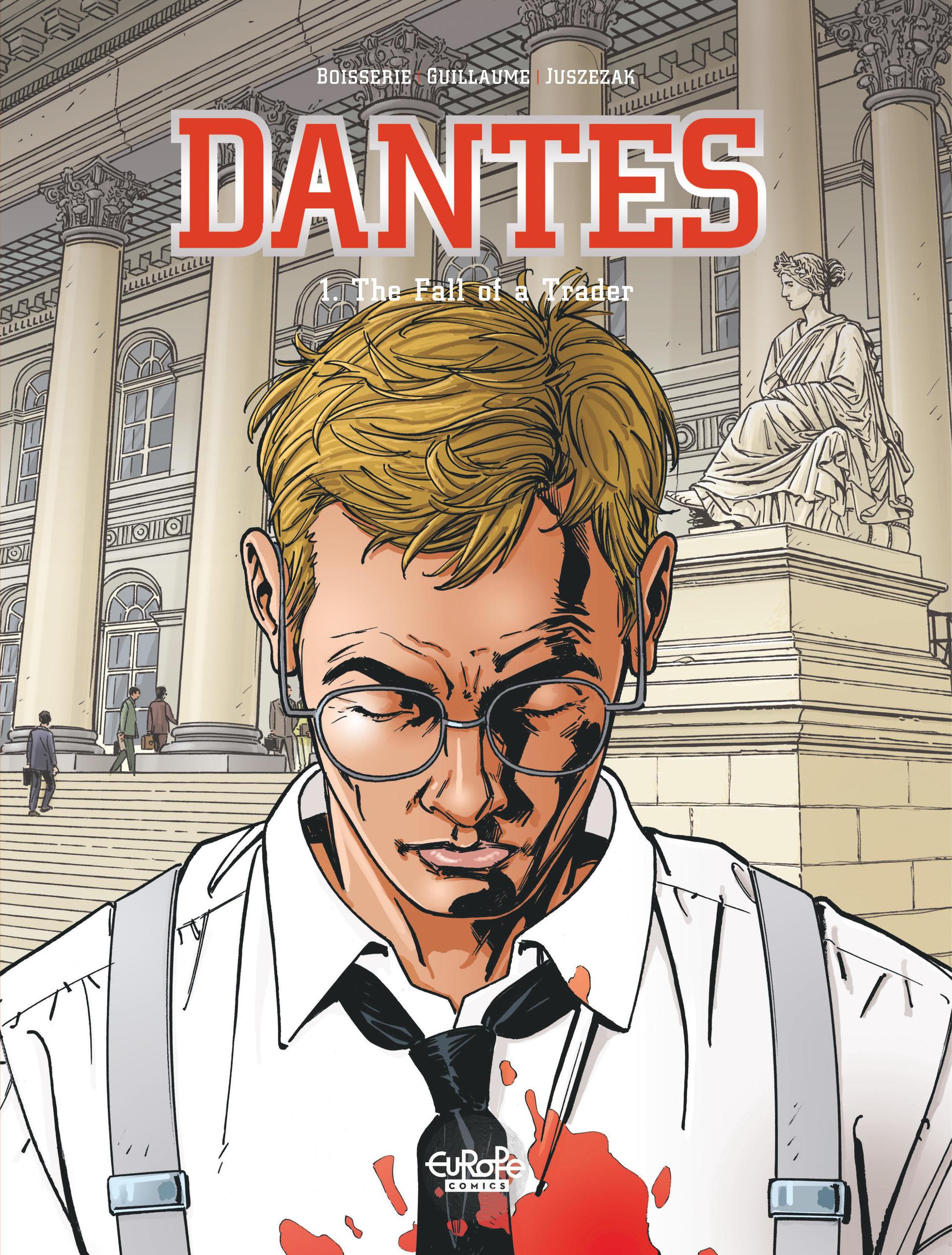 Dantès - Volume 1 -  The Fa...