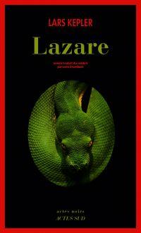 Lazare | Kepler, Lars. Auteur