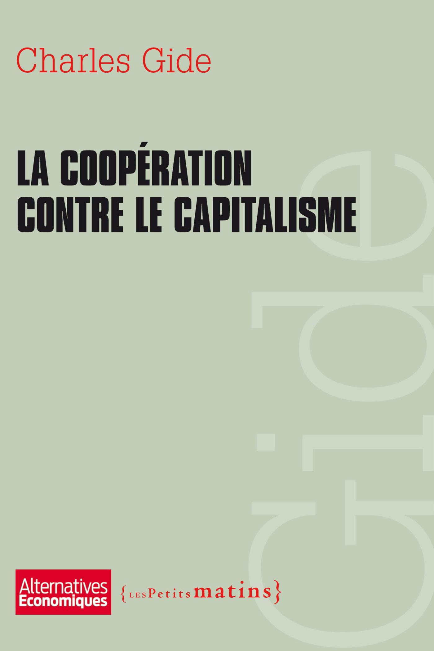 La Coopération contre le capitalisme