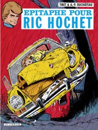 Ric Hochet - tome 17 - Epit...