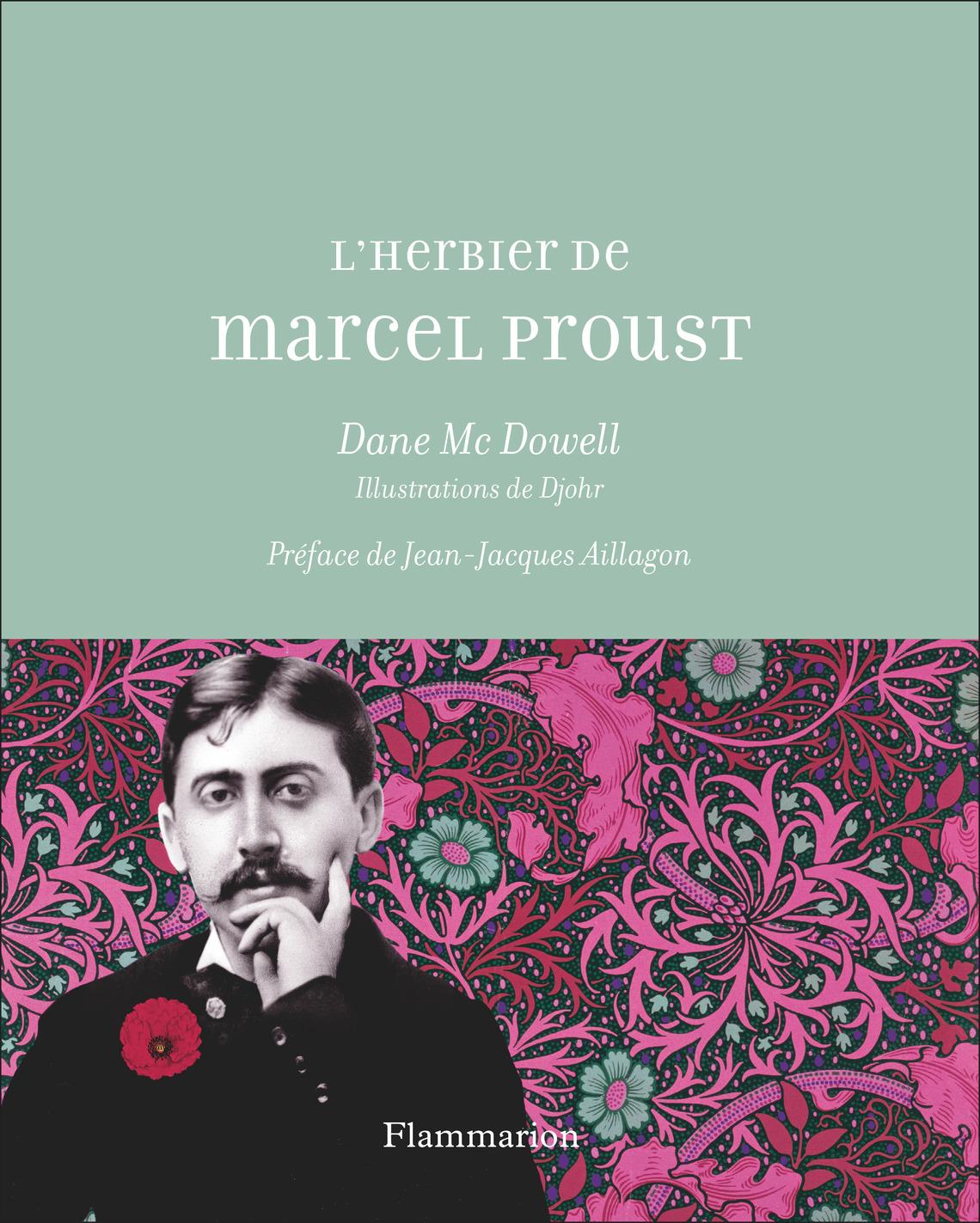 L'herbier de Marcel Proust
