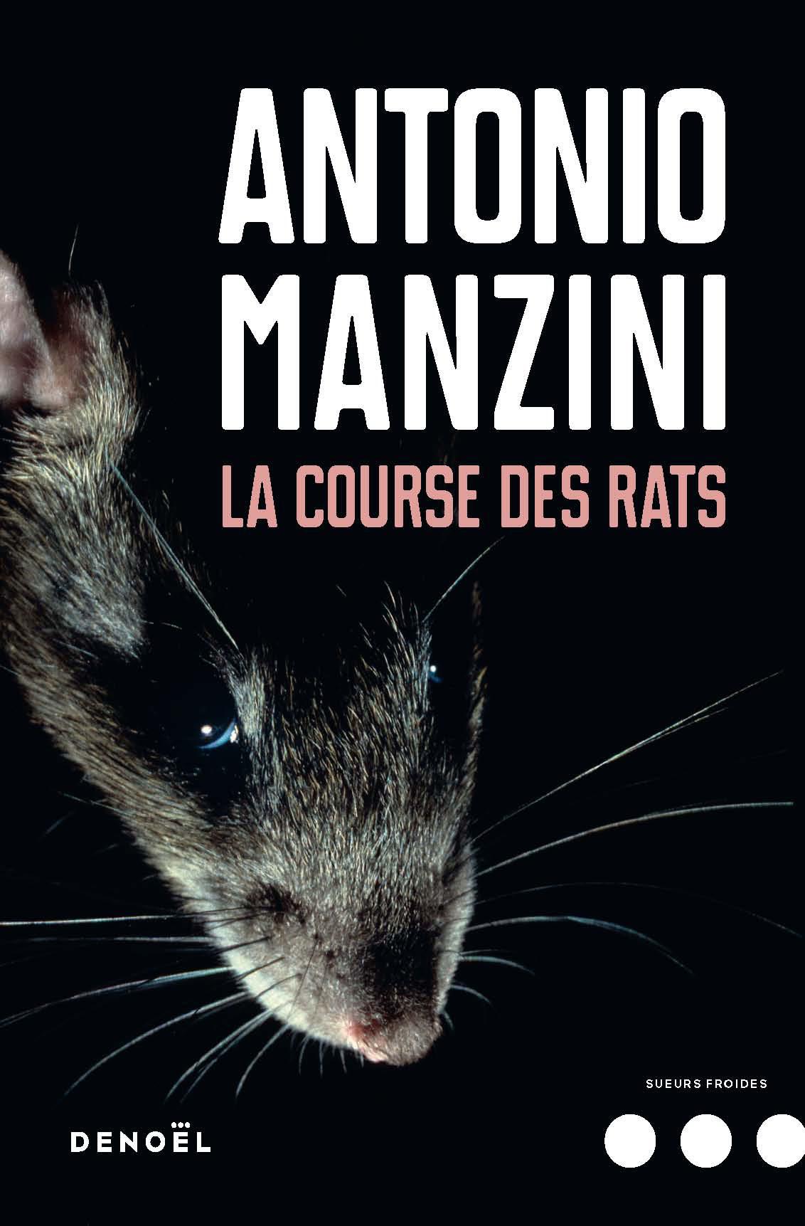 La Course des rats | Manzini, Antonio