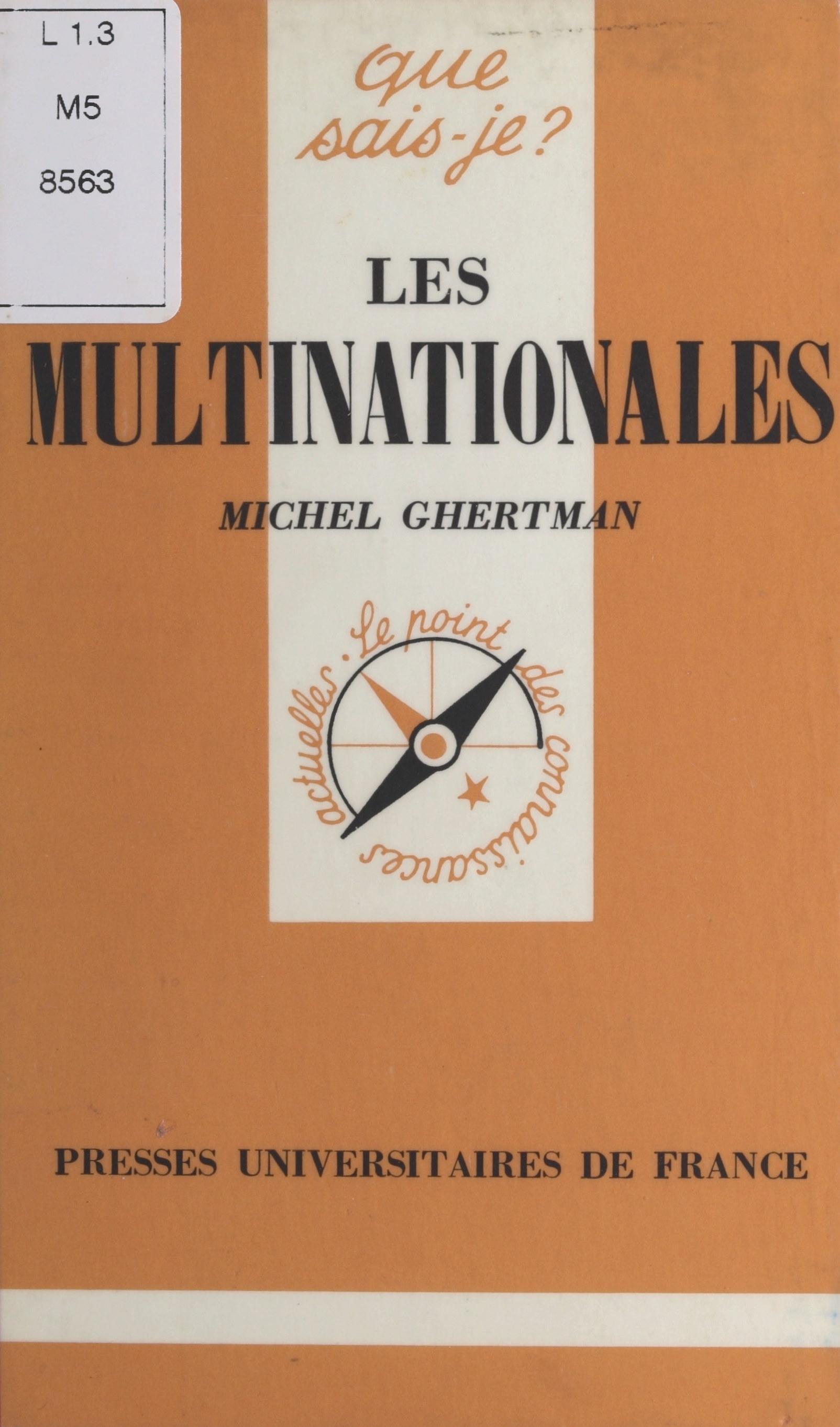 Les Multinationales