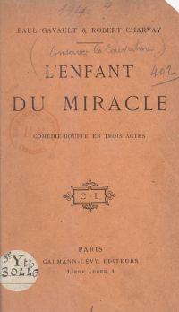 L'enfant du miracle