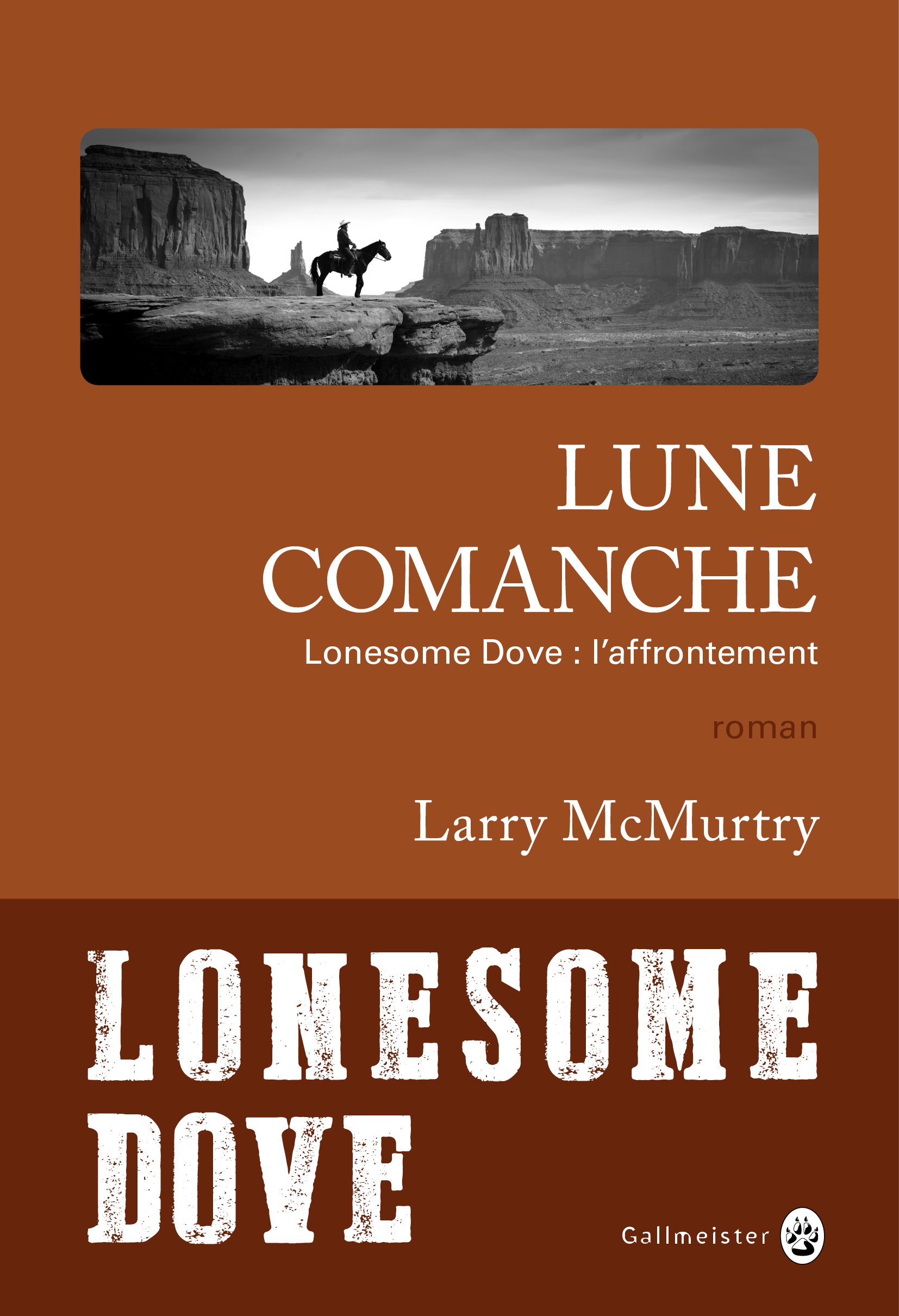 Lune comanche | McMurtry, Larry