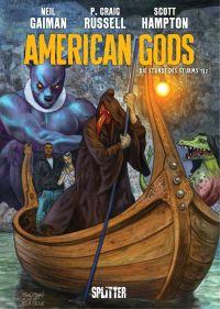 American Gods Bd. 5: Die St...