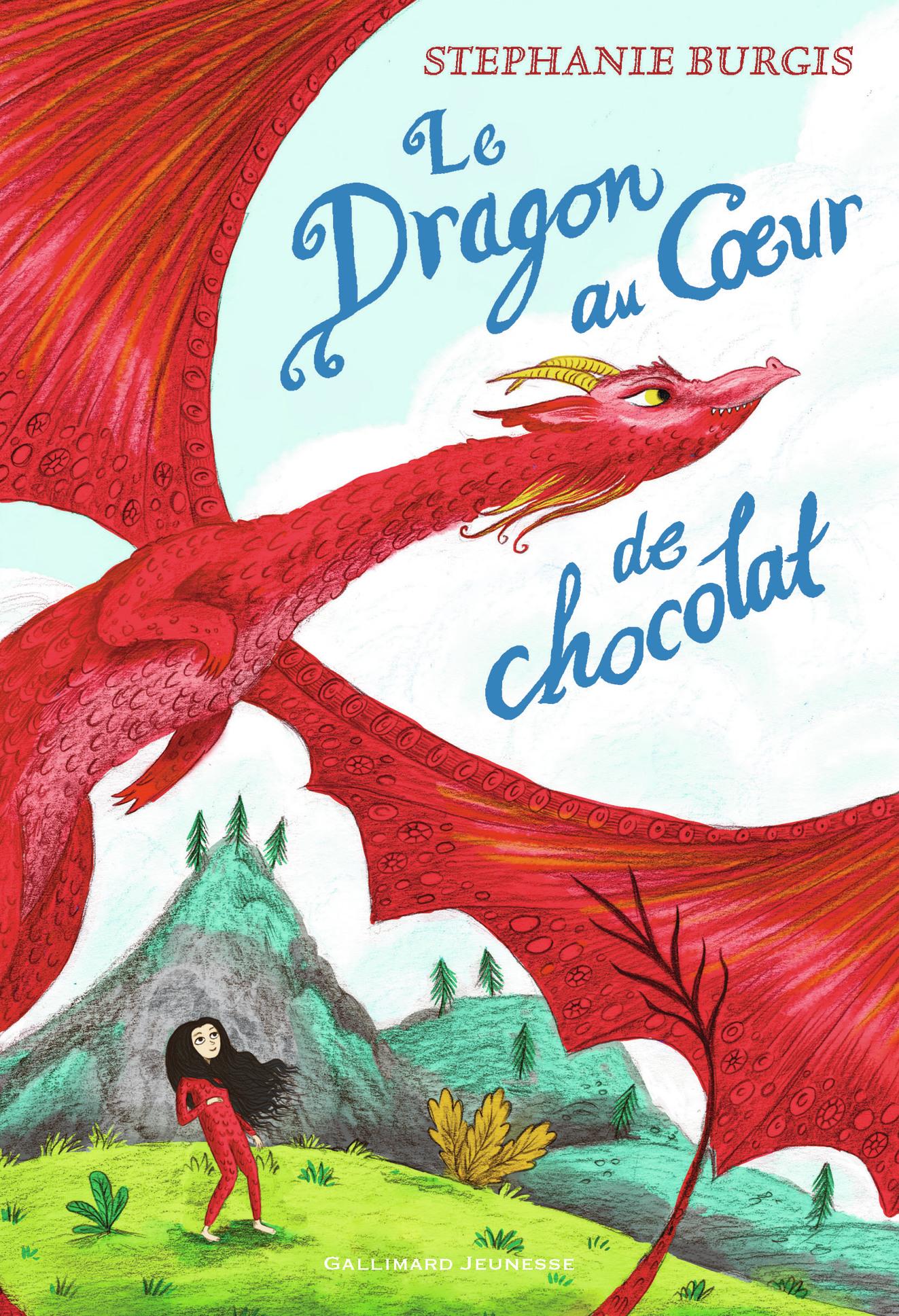 Le Dragon au Cœur de chocolat | Burgis, Stephanie