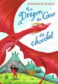 Le dragon au coeur de chocolat