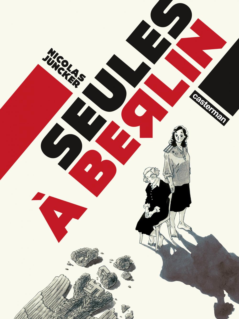 Seules à Berlin | Juncker, Nicolas. Auteur