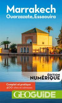 Image de couverture (GEOguide Marrakech, Ouarzazate, Essaouira)