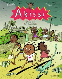 Akissi (Tome 8) - Mission pas possible | Abouet, Marguerite. Auteur