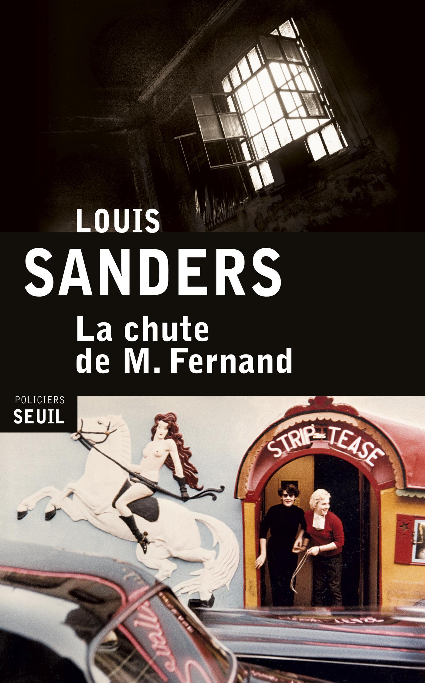 La Chute de M. Fernand   Sanders, Louis